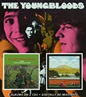 The Youngbloods - The Youngbloods/Earth Music/Elephant Mountain [並行輸入品]