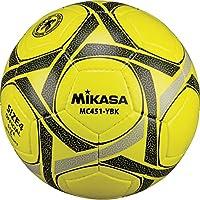 ミカサ(MIKASA) サッカーボール検定球4号(イエロー/ブラック) MC451-YBK YBK 4号球
