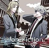 Non-Fiction♪黒崎蘭丸(鈴木達央)、カミュ(前野智昭)のCDジャケット