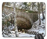 マウスパッド - アカディア国立公園 メインストリームクリークブリッジ