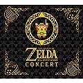 ゼルダの伝説 30周年記念コンサート【初回数量限定生産盤】【豪華BOX仕様(CD2枚組+DVD)】