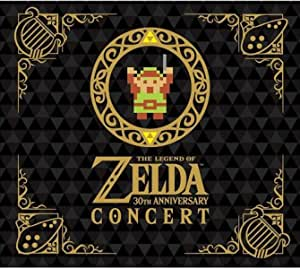 The Legend of Zelda 30 Year Anniversary Concert [First Press Limited Production] [Gorgeous Box (2CDs+DVD)]