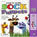 Easy-to-make Sock Puppets : Lots of Crazy, Quirky Puppets to Make!