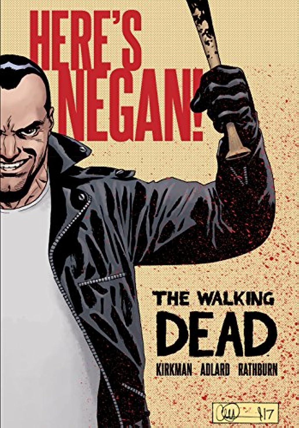 役職腫瘍滑り台The Walking Dead: Here's Negan! (English Edition)