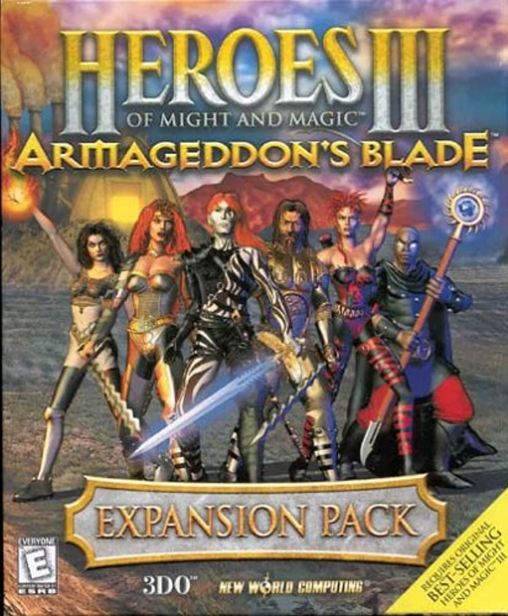 任命するもつれ幾分Heroes of Might and Magic 3 Expansion Pack: Armageddon's Blade (輸入版)