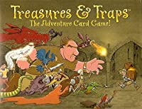 Treasures and Traps: The Adventure Card Game!