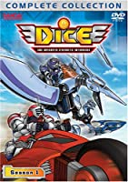 Dice: Season 1 Complete Collection [DVD] [Import]