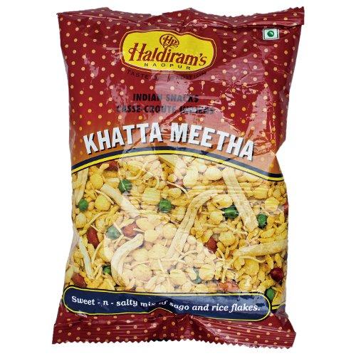 インド カッタミタ 150g 10袋 Haldiram's KHATTA MEETHA ナムキン ナムキーン Namkeen スナック菓子 おつまみ 珍味