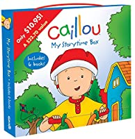 Caillou: My Storytime Box: Boxed set (Boxset)