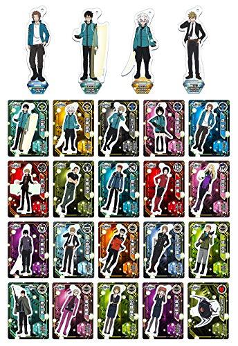 ワールドトリガー アクリルdeカード 第1弾 BOX