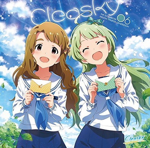 THE IDOLM@STER MILLION THE@TER GENERATION 06 Cleasky(虹色letters)-Cleasky