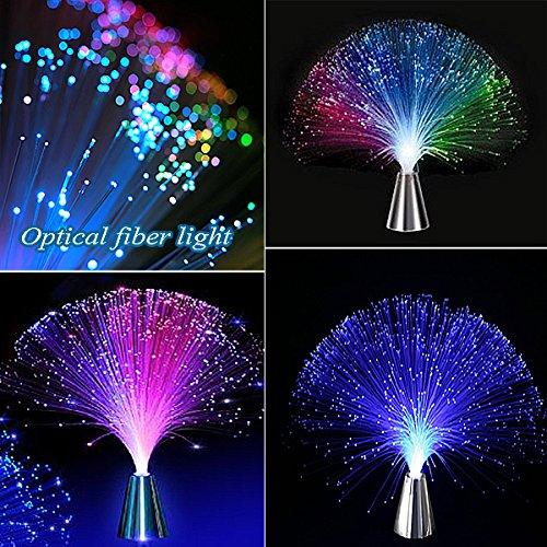 光る ファイバーライト 光ファイバーライト ファイバーツリー クリスマス LED 光ファイバーイルミネーション LEDグラデーションライト ファイバーツリー 光るLEDライト・イルミネーション パーティーグッズ 光ファイバー