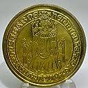 イングランド ソブリン金貨 ヘンリー7世 1489年 レプリカ
