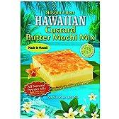 【2個】Hawaii's Best Hawaiian HAWAIIAN CUSTARD BUTTER MOCHI MIX 15ozx2個セット ハワイアン カスタード・バター餅ミックス