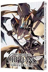 機動戦士ガンダム 鉄血のオルフェンズ 6 (特装限定版) [Blu-ray]