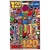 【花火】 ボリュームMAX 120本