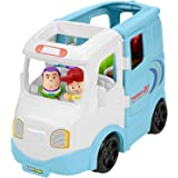 Fisher-Price GFL23 Little People Disney Toy Story 4 RV Playset