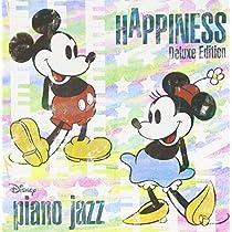 Disney piano jazz HAPPINESS Deluxe Edition