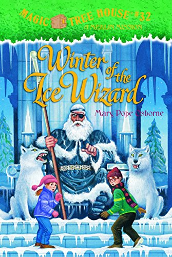 Winter of the Ice Wizard (Magic Tree House (R) Merlin Mission)の詳細を見る