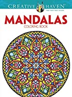 Creative Haven Mandalas Collection Coloring Book (Creative Haven Coloring Books)