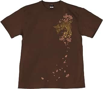 [GENJU] Tシャツ 和柄 鳳凰 桜 メンズ キッズ