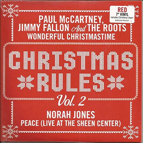 Christmas Rules Vol. 2 (Red Vinyl) [Analog]
