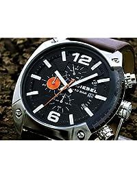 (ディーゼル) DIESEL クロノグラフ 腕時計 DZ4204 [並行輸入品]
