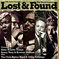 Blues Legacy: Lost & Found Series 1