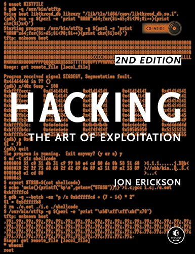 Download Hacking: The Art of Exploitation 1593271441