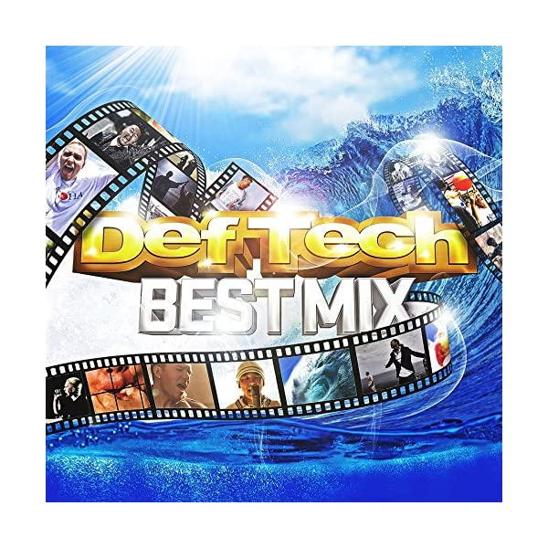 Def Tech Best Mix (CD+DVD)の商品画像