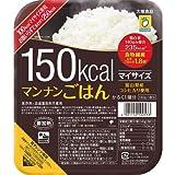 Amazon.co.jpマイサイズ 150kcal マンナンごはん 140g