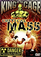 King of the Cage: Critical Mass [DVD] [Import]