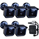 Blink XT2 Camera Mounts for Blink XT/Blink XT2 Home Security Camera, Blink XT2 Accessories with 5 Pack Blink Mount Bracket fo