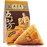 粽子 ちまき 五芳斋 蛋黄鲜肉粽 中华老字号 嘉兴特产 280g(140g*2只)