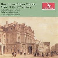 Rare Italian Clarinet Chamber