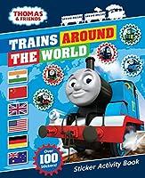 Thomas & Friends: Trains Around the World Sticker Activity Book