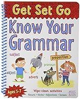 Get Set Go: Know Your Grammar