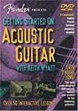 Fender Presents Getting Started on Acoustic Guitar (Fender Presents)