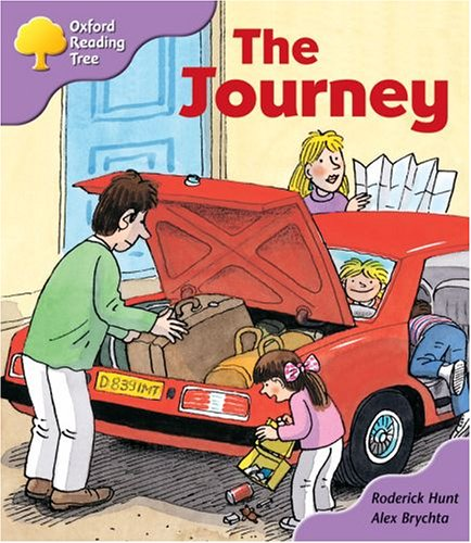 Oxford Reading Tree: Stage 1+: More Patterned Stories: the Journeyの詳細を見る