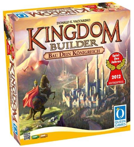 キングダムビルダー (Kingdom Builder) [日本語ルール・シール付属] ボードゲーム