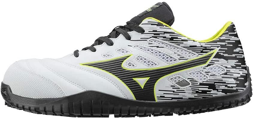[ミズノ] 安全靴 オールマイティ TD11L 軽量 紐 運輸業向け JSAA・普通作業用(A種) メンズ