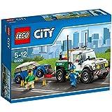 レゴ シティ レッカー車 60081