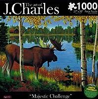 The Art of J. Charles - Majestic Challenge by Karmin International