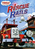 Rescue on the Rails [DVD] [Import]