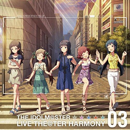 THE IDOLM@STER LIVE THE@TER HARMONY 03 アイドルマスター ミリオンライブ!の詳細を見る