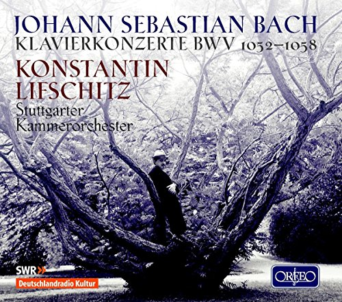 J.S. バッハ: ピアノ協奏曲集 (Johann Sebastian Bach : Klavierkonzerte (Piano Concertos) BWV 1052-1058 / Konstantin Lifshitz, Stuttgarter Kammerorchester) [2CD] [輸入盤]