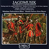 Hunting Music For Original Hun by CANTIN / ROSSINI / DEISENROTH (1995-04-04)