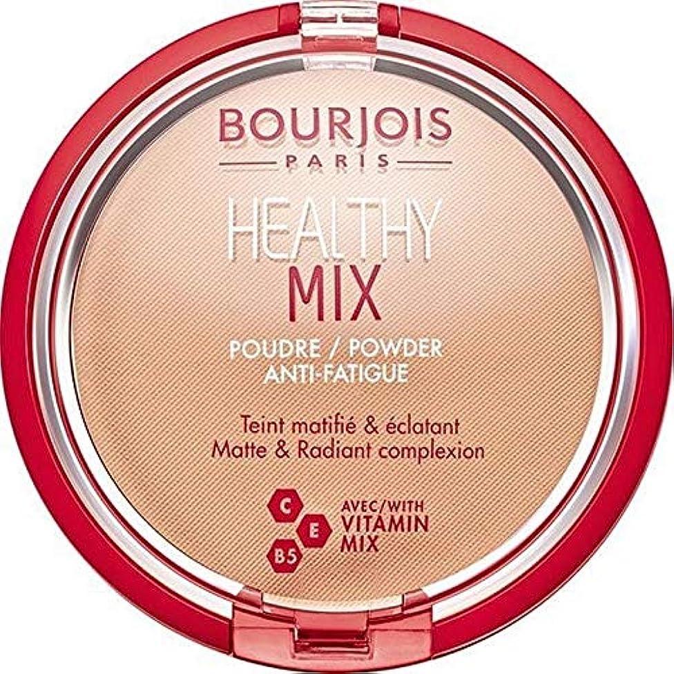 みなさん曲線エンジニア[Bourjois ] ブルジョワヘルシーミックスは粉末3を押します - Bourjois Healthy Mix Pressed Powder 3 [並行輸入品]