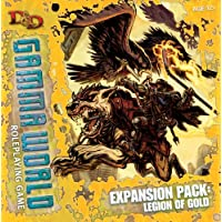 Legion of Gold [With 10 Alpha Mutation & Omega Tech Cards and Creature Tokens and 2 Foldout Battle Maps and Paperb