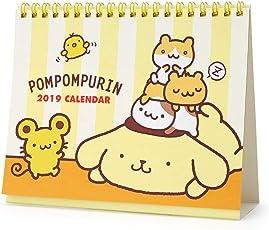 ポムポムプリン リングカレンダー 2019